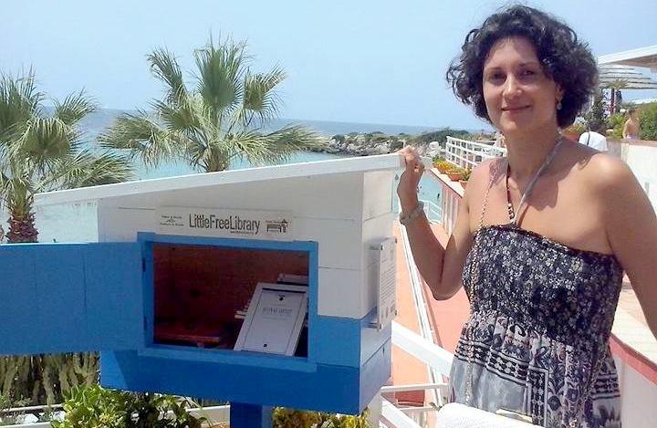 librerie in spiaggia