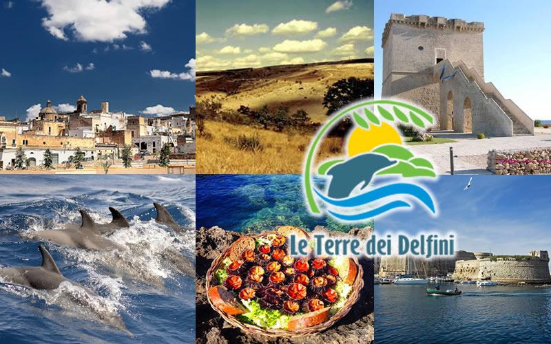 Le terre dei delfini brochure web